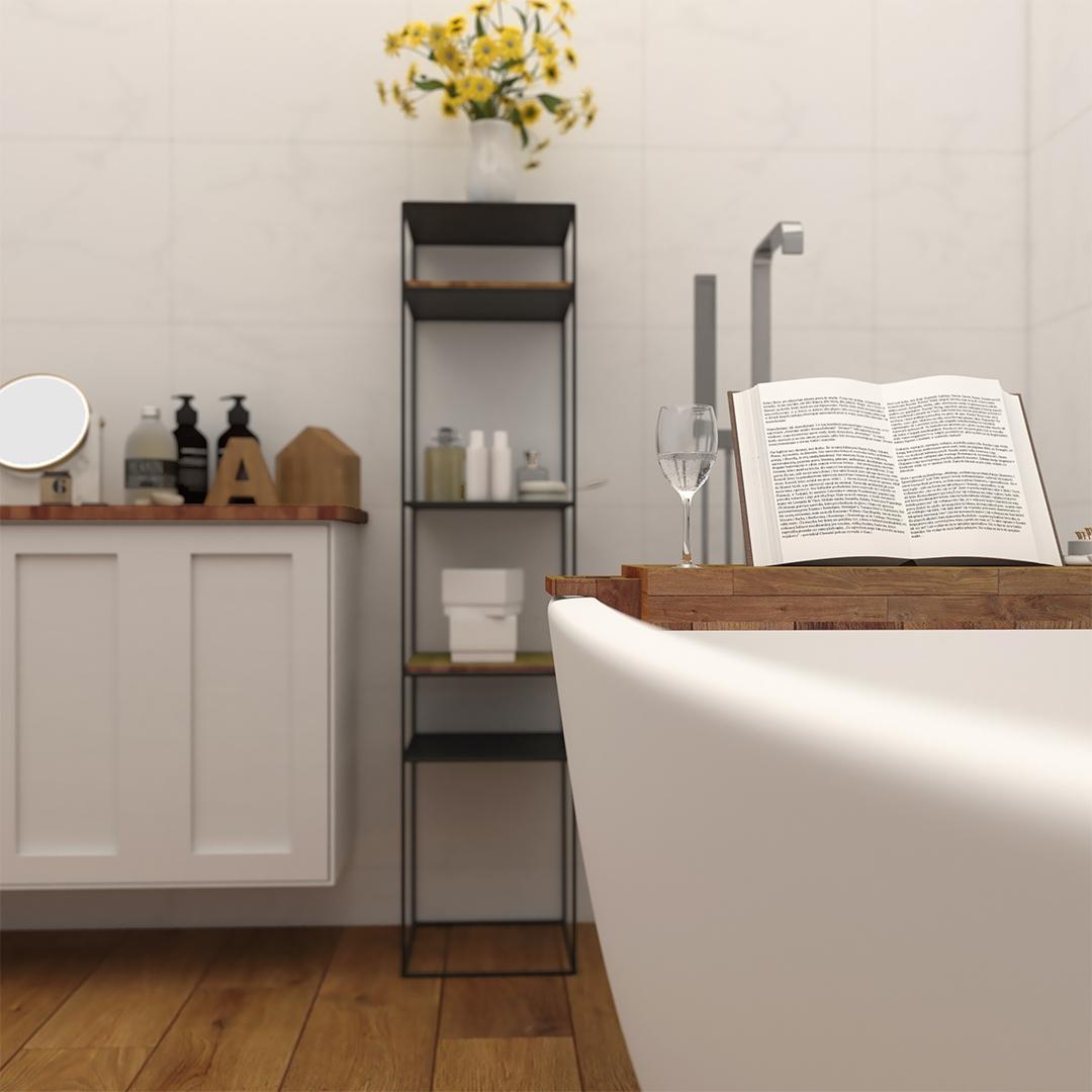 Łazienka i meble