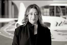 Największe lotnisko w Chinach i ostatnie dzieło Zaha Hadid