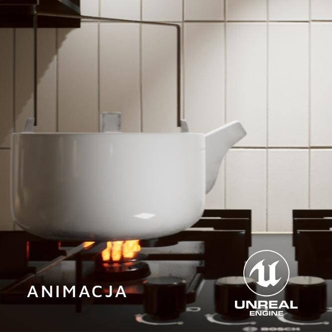 kuchnia - animacja